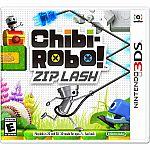 Chibi-Robo!: Zip Lash + Chibi-Robo Amiibo (Nintendo 3DS) $19.99