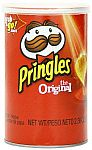 Pringles Original Grab and Go Pack, 2.36 Ounce (Pack of 12) $5.24