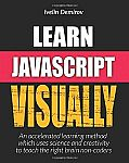 Learn JavaScript Visually (Kindle eBook) $1