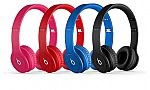 Beats Solo HD Drenched Headphones with Mic $90