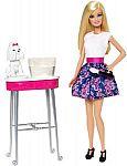 Barbie Color Me Cute Doll $10