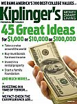 Kiplinger's Personal Finance $6 per year