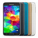 Samsung G900 Galaxy S5 Verizon Wireless 4G LTE 16GB Android Smartphone (Seller refurbished) $150