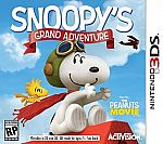Snoopy's Grand Adventure (Nintendo 3DS) $10