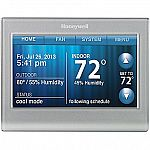Honeywell RTH9580WF Touch Screen Programmable Thermostat w/ Wi-Fi $120
