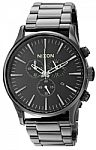 Nixon A3861885 Men's Geo Volt Sentry Stainless Steel Watch $121.13