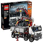 LEGO Technic 42043 Mercedes-Benz Arocs 3245 Building Kit $177