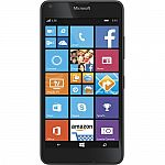 AT&T GoPhone - Lumia 640 4G LTE, 8GB Memory No-Contract Cell Phone $30