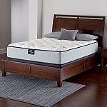 Ganwick Serta Perfect Sleep Mattress & Box Spring Set (Queen / Queen Low) $595 w/ $110 Kohls Cash