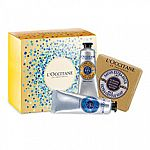 L'Occitane 3-pc Shea Butter Kit + Free Shea Butter Soap $25 Shipped