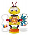 Munchkin Bobble Bee Baby Toy w/ Suction Base $4.90