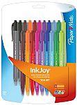 20-pk Paper Mate Inkjoy 100RT Retractable Ballpoint Pen $4 & more