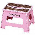 Samsonite Folding Step Stool $12
