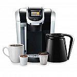 Keurig 2.0 K450 Coffee Brewing System $102 w/ $20 Kohl's cash