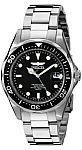 Invicta Men's 8932 Pro Diver Collection Silver-Tone Watch $40