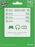 $100 Microsoft Xbox Gift Card $81