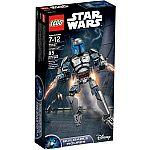 LEGO Star Wars Jango Fett $14.73