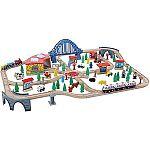 Train Set, 120 Pieces $38