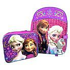 Disney Frozen Backpack with Lunch Kit $5.98 and more + pickup