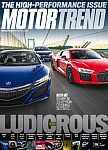 Motor Trend (4 years, Including Digital Download)  $12