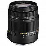 Sigma 18-250mm f3.5-6.3 DC Macro OS HSM Lens (Nikon or Canon) $229