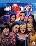 The Big Bang Theory - Season 1-8 Blu-ray, (Region Free) $44