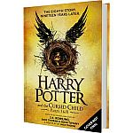 Harry Potter and the Cursed Child Hardcover Book (Pre-order) $18