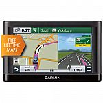 "Garmin 65LM 6"" GPS Navigator $100, Garmin nuvi 2599LMT HD (Refurbished) $100"