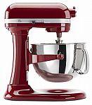 KitchenAid KP26M1X Pro 600 6-qt Stand Mixer (Manufacture Refurbished) $200