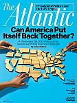 The Atlantic Magazine (3 years) for $12/yr