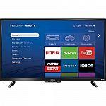 """Insignia 40"""" Class LED 1080p Smart HDTV Roku TV $200"""