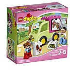 LEGO DUPLO Ice Cream Truck 10586 $7.60 (Amazon Prime only) & more