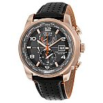 Citizen World Time  AT9013-03H Grey Dial Mens Eco-Drive Watch $245