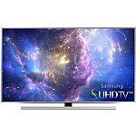 "55"" Samsung UN55JS8500 4K SUHD Smart 3D TV $1200, 55"" Samsung UN55JS9000 4K SUHD 3D Curved Smart LED TV $1375"