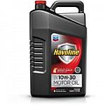 5 Quarts Havoline Motor Oil (various models and grades) from $8.24 AR