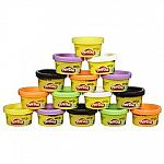 6 packs of 15 mini 1 oz Halloween Playdough (90 total) $15.62