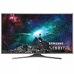 "50"" Samsung UN50JS7000 4K Smart LED TV + 8% eBucks (YMMV) $597"