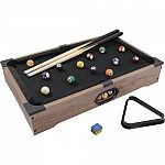 Tabletop Air Hockey, Foosball or Billiards $8 and more