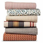 Target Threshold Flannel Sheet Sets $9 (California King)
