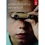 Adobe Photoshop Elements 14 (DVD or Download) $45