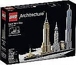 LEGO Architecture New York City 21028 $47