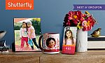 Groupon - 60% Off Custom Photo Products from Shutterfly