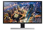 """Samsung U28E590D 28"""" 4K Ultra High Definition (UHD) LED-backlit Monitor (Factory Reconditioned) $300"""