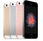 Apple iPhone 6s 128GB $799, iPhone SE 64GB $490
