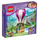 LEGO Friends Heartlake Hot Air Balloon 41097 $16