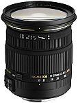 Sigma 17-50mm f/2.8 EX DC OS HSM FLD Standard Zoom Lens $299