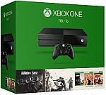 Xbox One 1TB Tom Clancy's Rainbow Six Siege Console Bundle $290