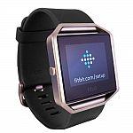 Fitbit Blaze Activity Tracker SmartWatch Heart Rate Monitor $160