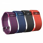 Fitbit Charge HR Activity, Heart Rate + Sleep Wristband (Small and Large) $95