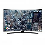"""48"""" Samsung UN48JU6700 4K Smart Curved LED TV $699 and more"""